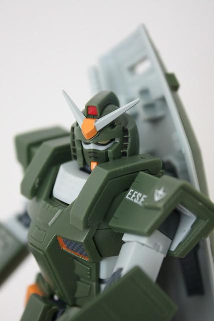 [Robot魂] #210 FA-78-1 Full Armor Gundam / 全裝甲型鋼彈(ver. A.N.I.M.E) with gatling machine gun