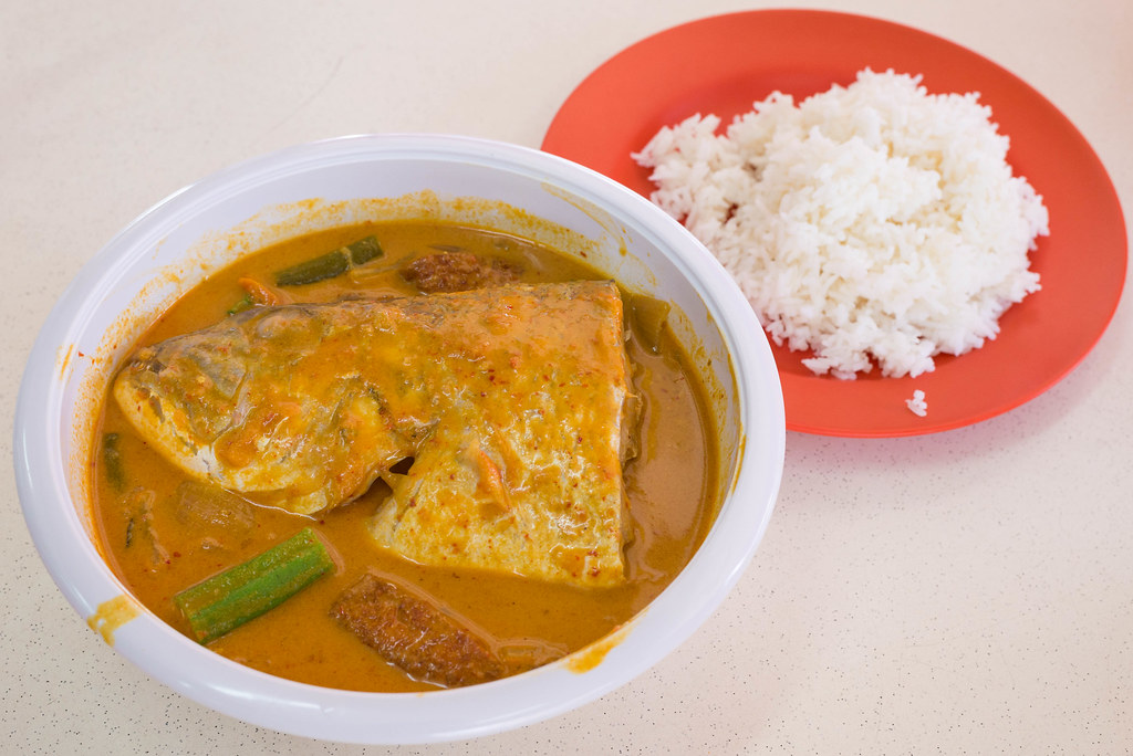 Fish Head Curries: Chye Lye Fish Head Curry Restaurant