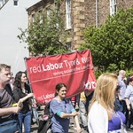 Red Labour Tyne & Wear