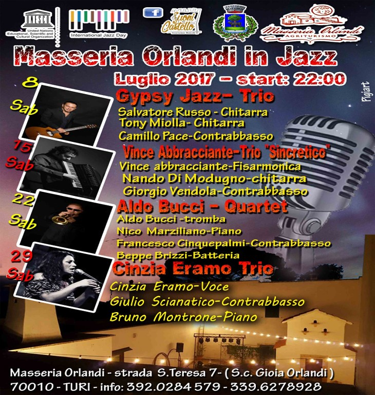 masseria orlandi in jazz
