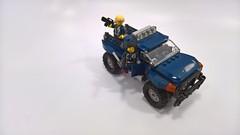 Agents of Godwins Hollow - Vehicles