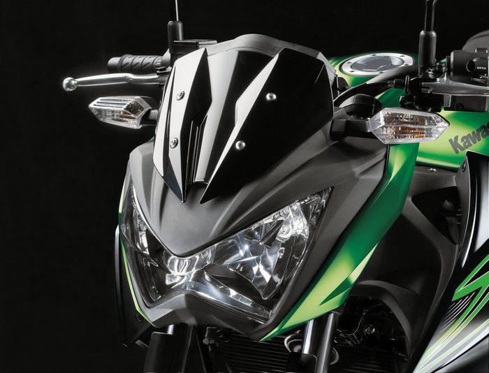 Kawasaki Z 300 2016 - 14