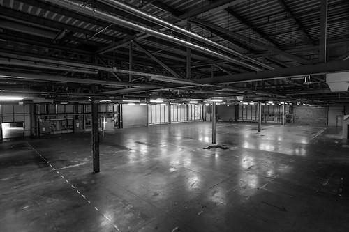 Interior of Printworks London