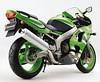 Kawasaki ZX-6R 600 2001 - 11