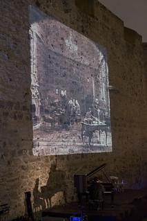 Noche barroca, concierto de Beau Soir y Cine mudo acompañado al piano por Federico Lechner