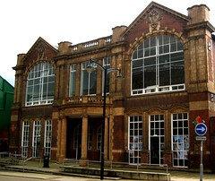 [51719] Stoke-on-Trent : Burslem - School of Art
