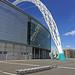Wembley Stadium by diamond geezer
