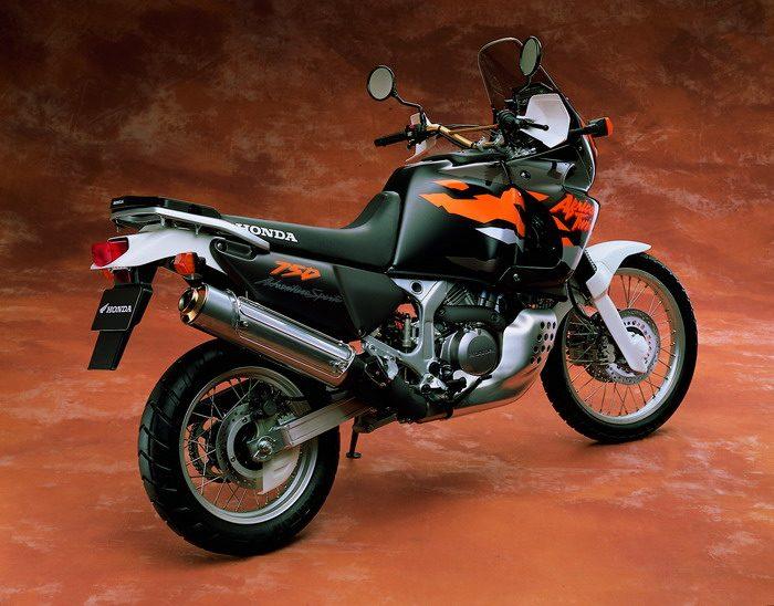 Honda XRV 750 AFRICA TWIN 2001 - 0