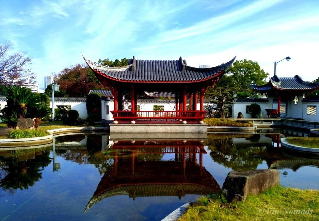 hiroshima temple