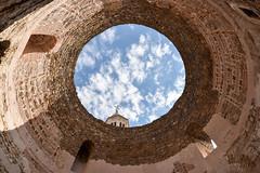 Vestibule Dome, Diocletian's Palace, Split, Croatia