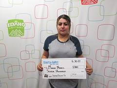 Maria Nunez - $700 - Super Triple 7s - Payette - Westside Market