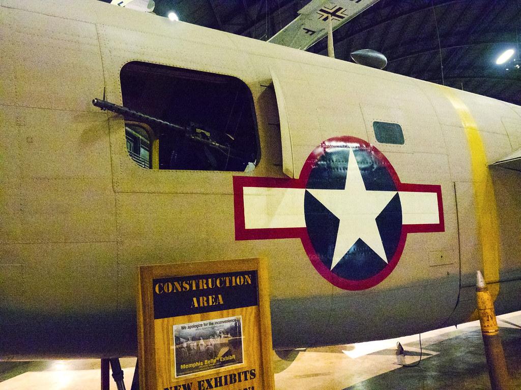 USAF Museum 04-18-2017 - Consolidated B-24D Liberator 8