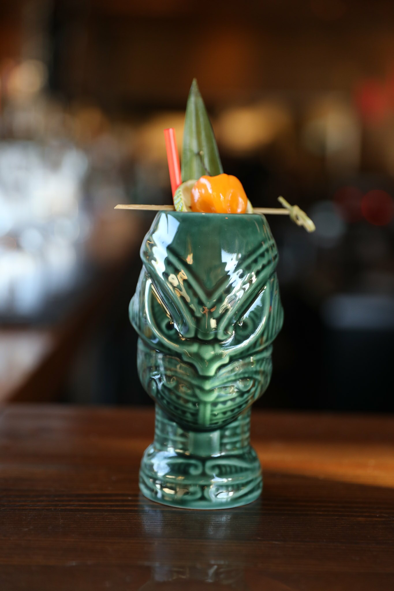 Hulas Modern Tiki Uku Nui Cocktail Menu