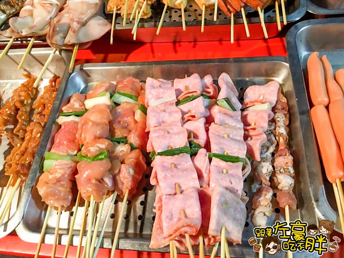 鳳山阿燕專業烤肉攤-9