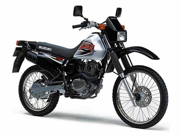 Suzuki DR 125 SE 2003 - 4