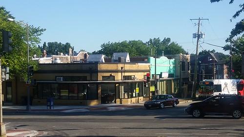 Facade improvement program, 300 block of Kennedy Street NW