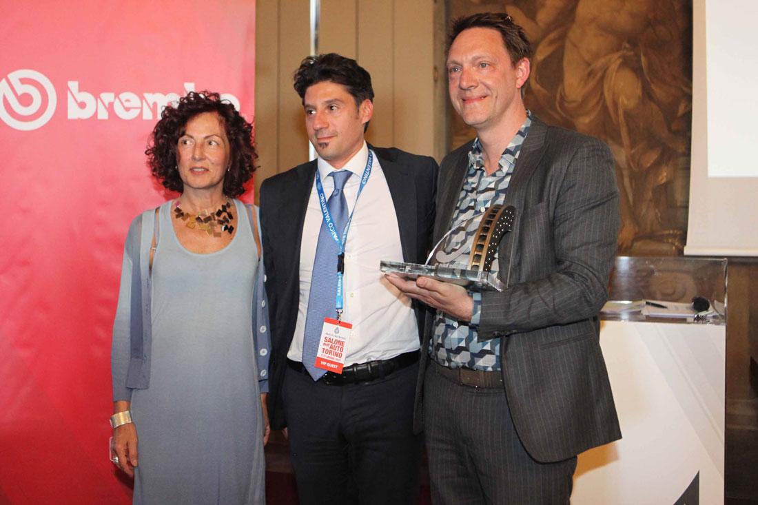 CarDesignAward 2017 - Premiazione