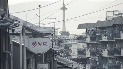 kyoto telephoto perspectivecompression perspective tamronaf55200mmf456diiild japan japón skyline