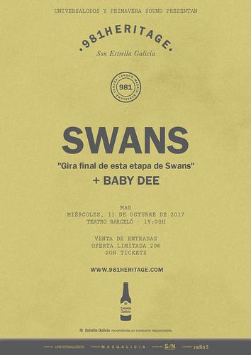 Swans - Cartel