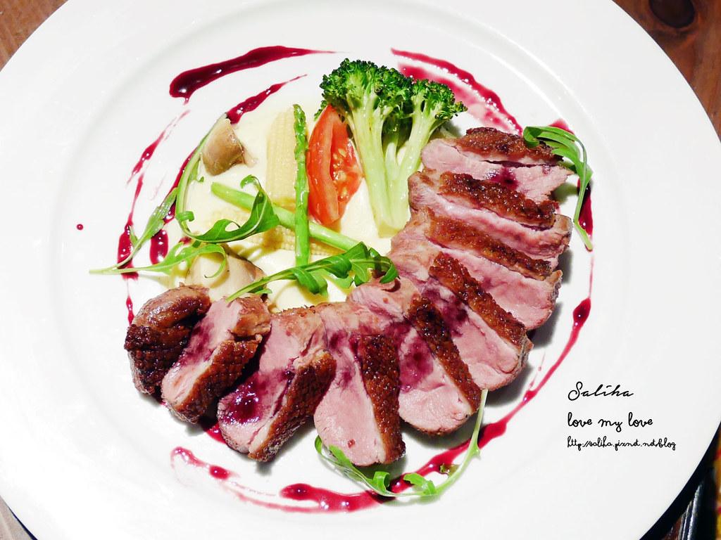 台北東區忠孝敦化站附近餐廳推薦Goodies Cuisine 好米亞晚餐義大利麵排餐 (7)