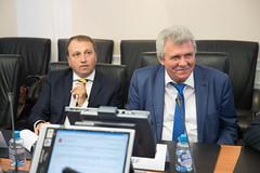 Представители группы дружбы парламента Словакии