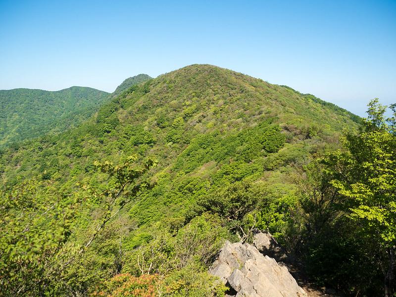 天城山の登山