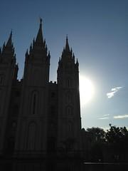 Salt Lake Temple.