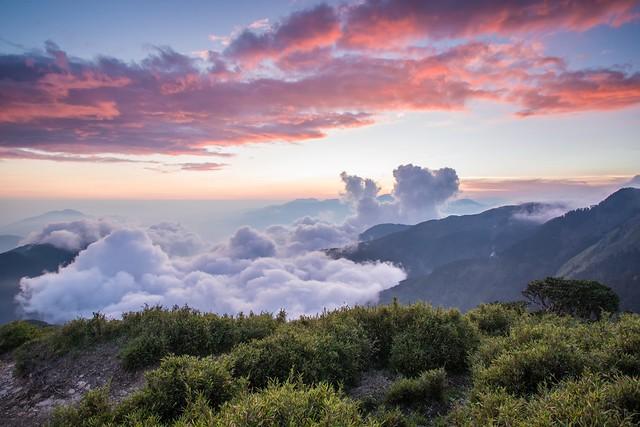 合歡山  Mountain Hehuan