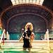 Olya In The Turkish Bath by Trey Ratcliff