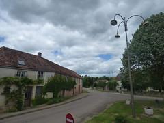 Rue Jean Moulin, Pouillenay