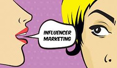 Marketing Influencer