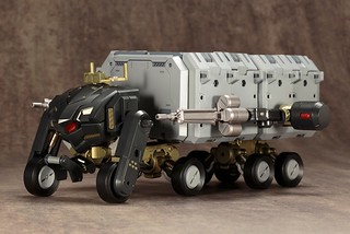 壽屋 M.S.G『巨神機甲(ギガンティックアームズ)』05 轉換運輸者(コンバートキャリアー;Convert Carrier)