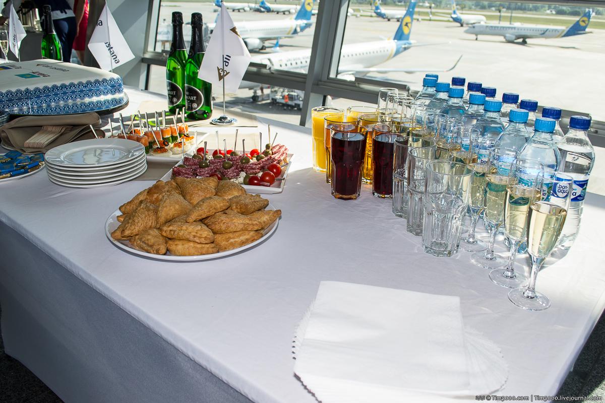 Air Astana возобновляет полеты из Астаны в Киев!