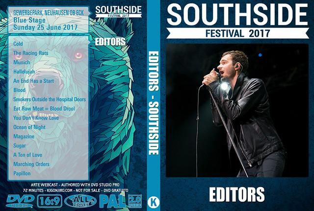 Editors - Southside 2017