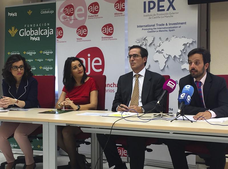 AJE. Presentación El Reto de Exportar 2017.