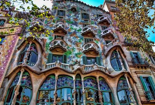Gaudi-Barcelona