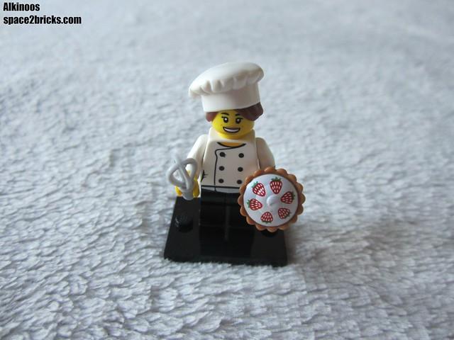 Lego minifigures S17 p19