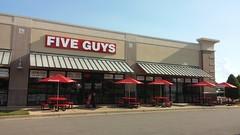 SLC: Five Guys