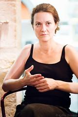 Delphine Dufriche (Paris d'Exil - Collectif parisien de soutien aux exil�.e.s)