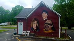 Mural in Franklin
