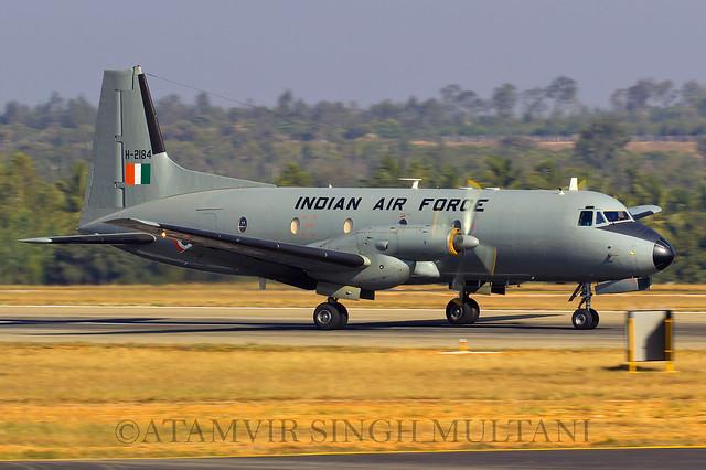 Avro/HS-HAL 748
