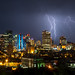 Small photo of Edmonton Thunderstorm