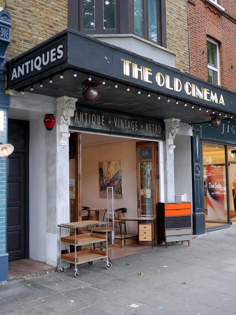The Old Cinema - 2