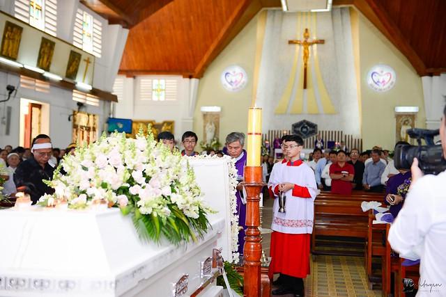 Lễ An Táng Thân Phụ Đức TGM Giuse Nguyễn Chí Linh - Ảnh minh hoạ 9