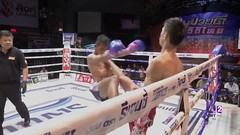 Veteran boxing great way Thailand last 2/4 June 25, 2560 after boxing Muaythai HD ?. - YouTube