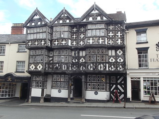 Ludlow - medieval house