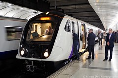 First Passenger Service Of New Crossrail 345's