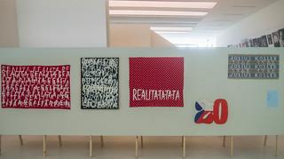 Sonderausstellung Július Koller im Museion, Bozen