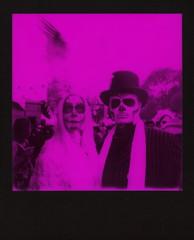Magenta Muertos Couple