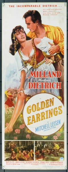 Golden Earrings - Poster 4